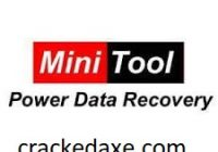 MiniTool Power Data Recovery Free Edition Crack