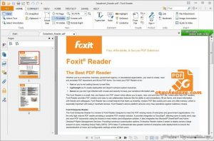 Foxit Reader 10.0.1 Crack Plus License Key Full Download